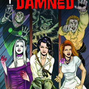 Tales of the Damned #1